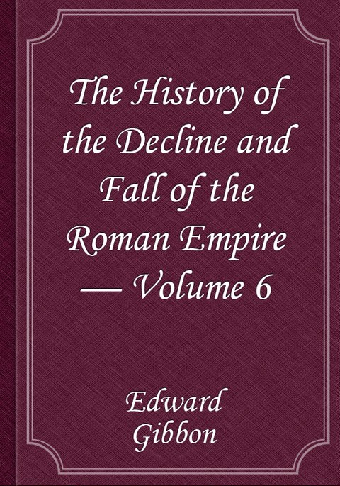 essay on the decline and fall of the roman empire