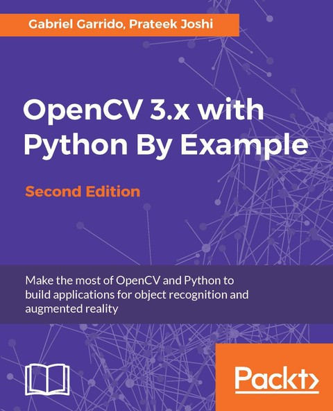 [체험판] OpenCV 3.x with Python By Example Second Edition